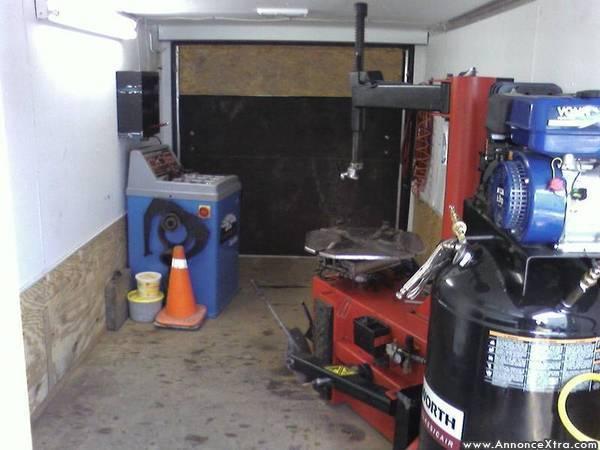 installation de pneu a domicile annoncextra. Black Bedroom Furniture Sets. Home Design Ideas