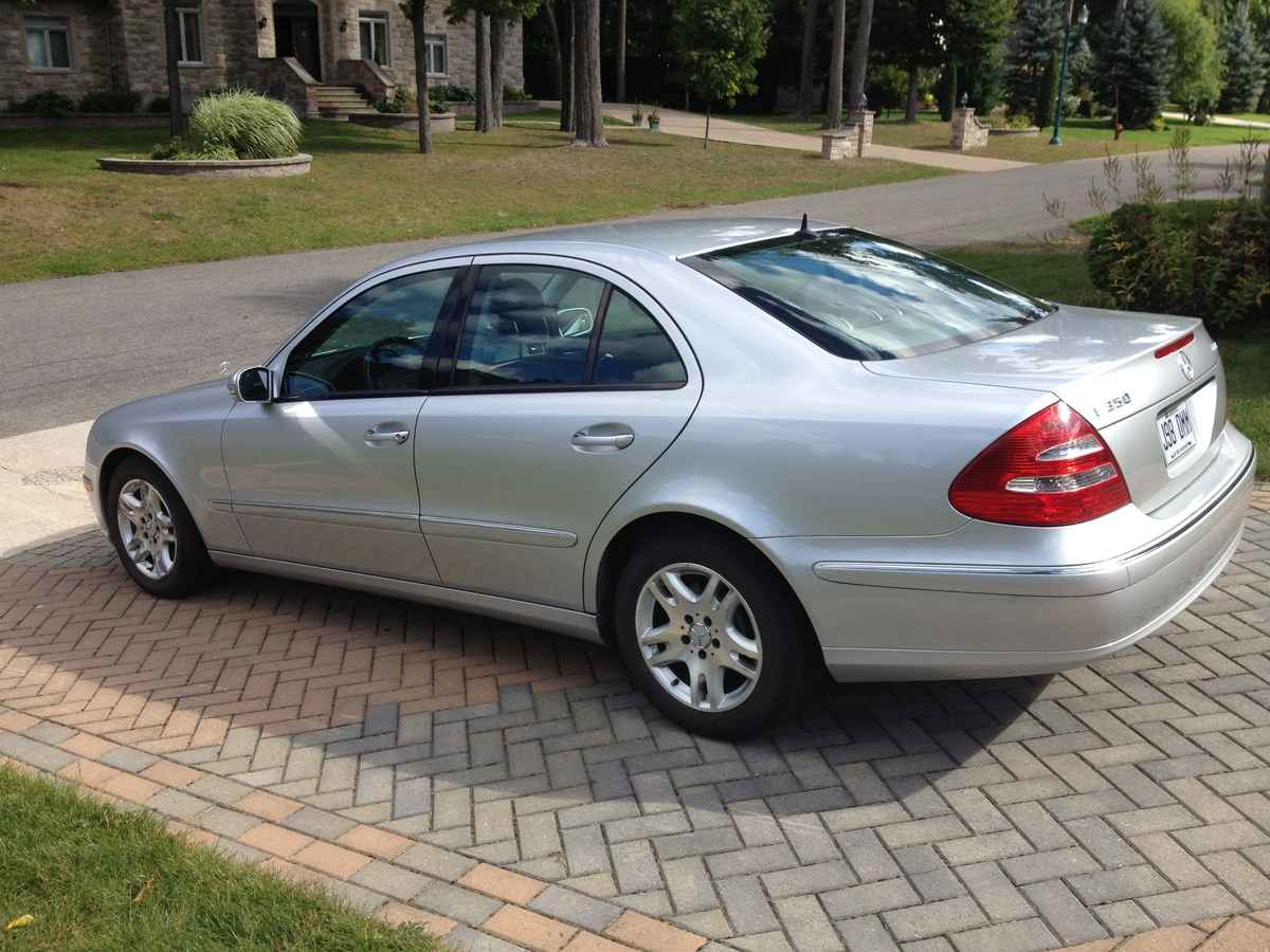 2006 mercedes benz e class 3 5l 4matic sedan annoncextra for 2006 mercedes benz e class e350