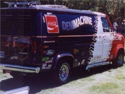 Des Laurentides Ford >> Ford Van E-150 Econoline 1977 Denimachine C... - AnnonceXtra
